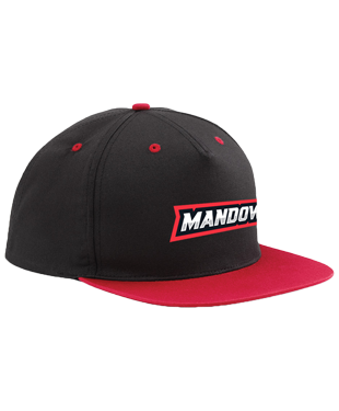 ManDown - Snapback Cap