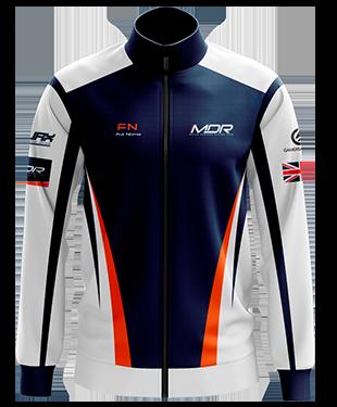 Mayor Downard Racing Team - Esports Player Jacket