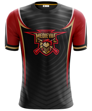 Medieval - Short Sleeve Esports Jersey