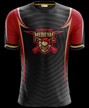 Medieval - Short Sleeve Esports Jersey