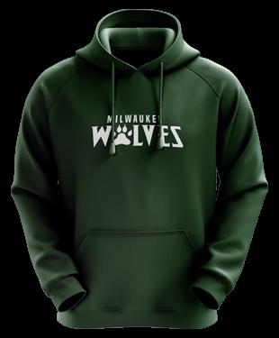 Milwaukee Wolves - Casual Hoodie