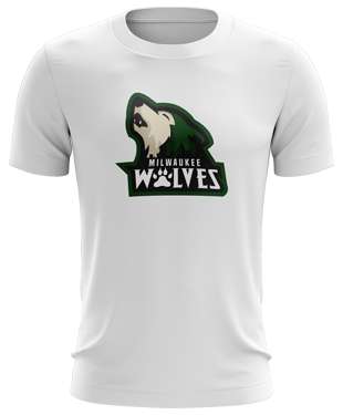 Milwaukee Wolves - T-Shirt