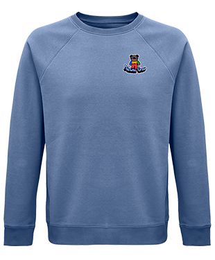 Myranda - Organic Raglan Sweatshirt