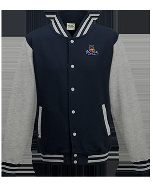 Myranda - Varsity Jacket