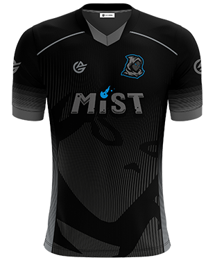 MiST - Short Sleeve Esports Jersey - Blackout Edition