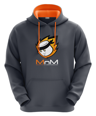 MnM - Contrast Hoodie