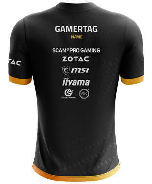 MnM Gaming - Pro Player Jersey - 2018/19