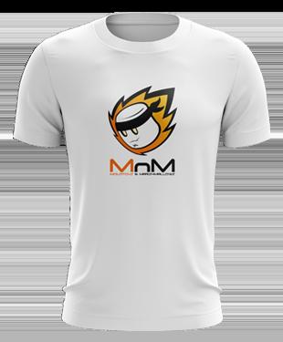 MnM White T-Shirt