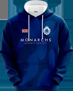 Monarchs Esports - Bespoke Hoodie