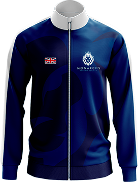 Monarchs Esports - Bespoke Player Jacket