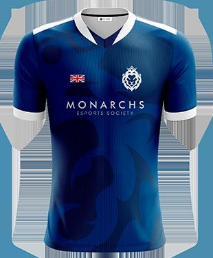 Monarchs Esports - Pro Short Sleeve Esports Jersey