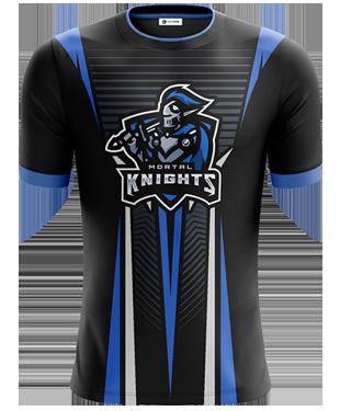 Mortal Knights - Short Sleeve Esports Jersey