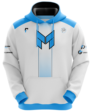 Masterpiece Esports - Esports Hoodie without Zipper