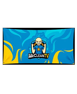 MrClean - Wall Flag