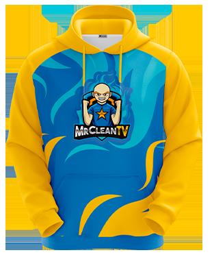 MrClean - Bespoke Hoodie