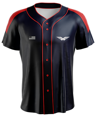 MRKNClan - Baseball Jersey