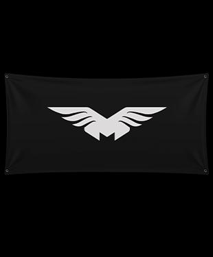 MRKNClan - Wall Flag