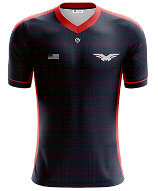 MRKNClan - Pro Short Sleeve Esports Jersey