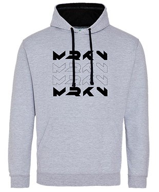 MRKNClan - Contrast Hoodie