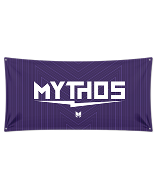 Mythos - Wall Flag