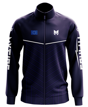 Mythos - Esports Player Jacket