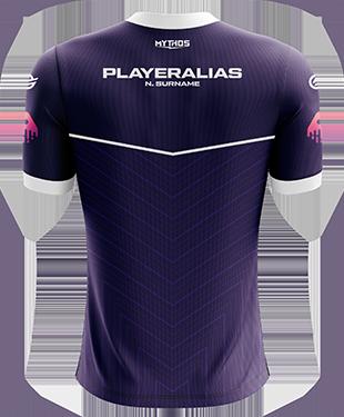 Mythos - Pro Short Sleeve Esports Jersey