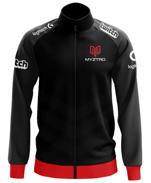 Myztro - Esports Player Jacket