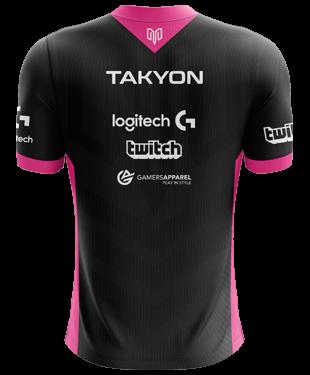 Myztro - Takyon - Pro Short Sleeve Esports Jersey