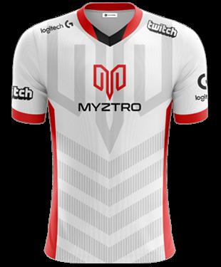Myztro - Pro Championship Jersey