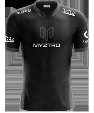 Myztro - Pro Short Sleeve Esports Jersey - Mono