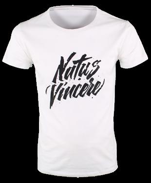 NaVi - Calligraphy T-Shirt - White