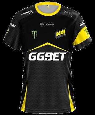 Na'Vi - Player Jersey 2019