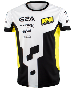 NaVi - Player Jersey - Sponsor Edition - 2018