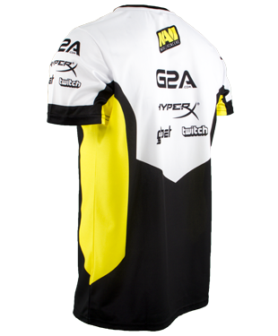NaVi - Player Jersey - Sponsor Edition