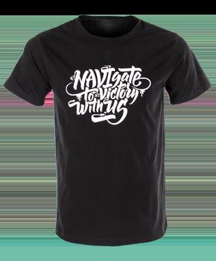 NaVi - NAVIgate T-Shirt - Black