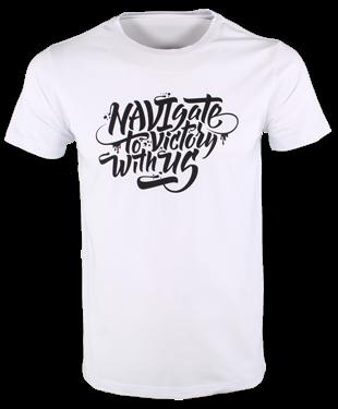 NaVi - NAVIgate T-Shirt - White