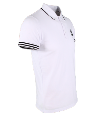 NaVi - Polo Shirt - White