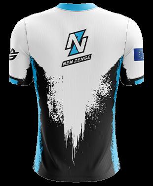 New Zense - Short Sleeve Esports Jersey