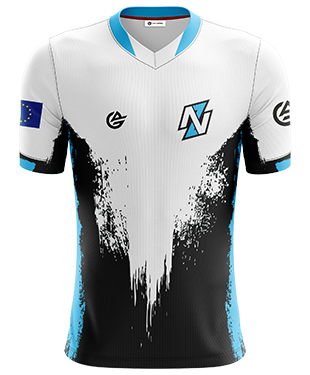 New Zense - Short Sleeve Esports Jersey