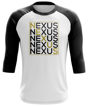 Nexus Esports - Baseball T-Shirt