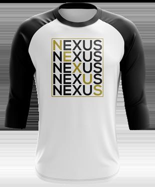 Nexus Esports - Baseball T-Shirt
