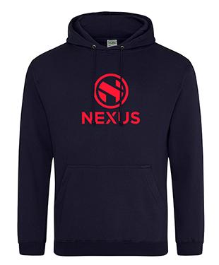 Nexus - Casual Hoodie