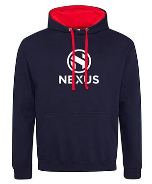 Nexus - Contrast Hoodie