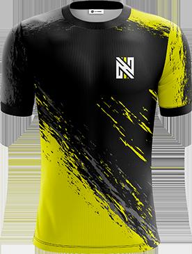 Nihil - Pro Short Sleeve Esports Jersey