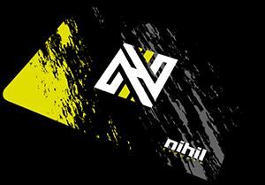 Nihil - Gaming Mousepad