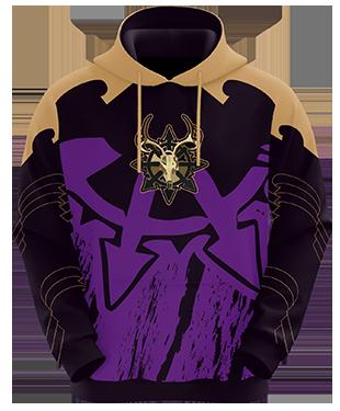 Northern Warlords - Bespoke Hoodie