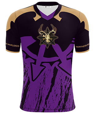 Northern Warlords - Short Sleeve Esports Jersey