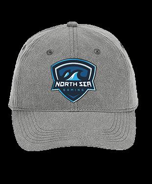North Sea Gaming - Pigment Dyed Cap
