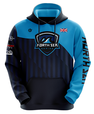 North Sea Gaming - Esports Hoodie without Zipper