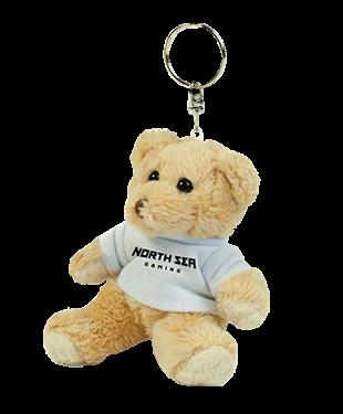 North Sea Gaming - Bear Keychain